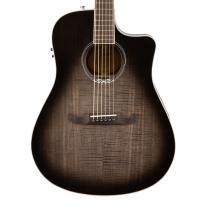Fender T‑Bucket 300CE Acoustic Electric Guitar In Moonlight Burst