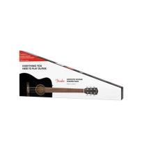 Fender CS60S Concert Acoustic Pack V2 in Black