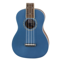 Fender Zuma Concert Ukulele - Lake Placid Blue