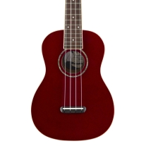 Fender Zuma Classic Ukulele Candy Apple Red
