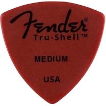 Fender 346 Shape Picks, Tru-Shell, Medium Tortoise Shell Pick