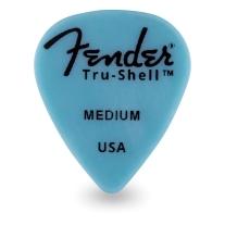 Fender 351 Shape Picks, Tru-Shell, Medium