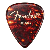Fender 351 Shape Pick, Tru-Shell, Heavy