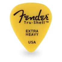Fender 351 Shape Picks, Tru-Shell, Extra Heavy