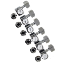 Fender Locking Tuners in Chrome 0990818100