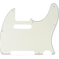Fender Standard Telecaster Pickguard - Parchment