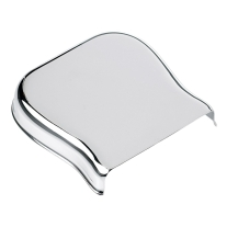 Fender Replacement Vintage Telecaster Bridge Cover - Chrome