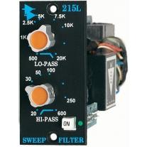API 215L Discrete HP/LP Sweep Filter