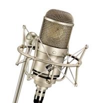 Neumann M 147 Tube Condenser Microphone - Nickel