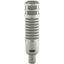 Electro Voice RE20 Broadcast Dynamic Microphone