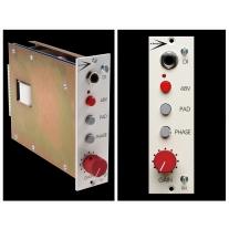 A Designs Audio P1 500-Series Microphone Pre