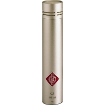 Neumann Km 184 Small Diaphragm Condenser Microphone - Satin Nickel