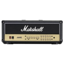 Marshall JVM Series JVM205H 50W Tube Guitar Amp Head - Black