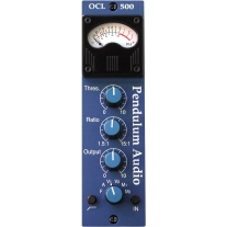 Pendulum Audio Ocl 500-Series Compressor / Limiter