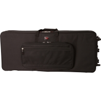 Gator GK 88 Slim 88-Note Slim Lightweight Keyboard Case on Wheels