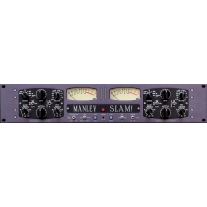 Manley Labs SLAM Stereo Limiter and Microphone Preamp
