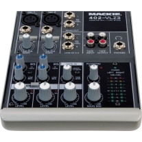 Mackie 402 VLZ3 4-Channel Compact Mixer