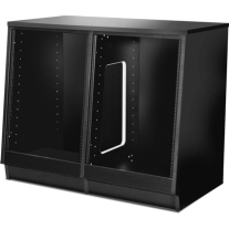 Argosy Spire 7142 Dual 14-Space Studio Rack