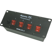 American DJ PC-4 4-Channel Switch Center