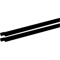 "Ultimate Support TBR-130 Apex 13"" Tribar Arms - Pair"
