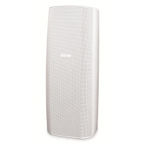 "QSC Ad-s282h Acousticdesign Dual 8"" 2-Way Loudspeaker - White"