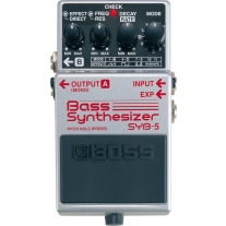 Boss SYB5 Bass Synthesizer Pedal