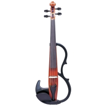 Yamaha SV200 Professional Silent Violin In Brown