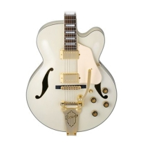 Ibanez Artcore Series AF75TDGIV Hollowbody Electric Guitar in Ivory