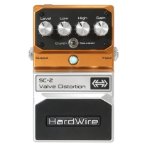 Digitech SC-2 Hardwire Valve Guitar Distortion Pedal