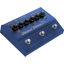 Tech 21 DD3X Double Drive 3x Programmable Distortion Pedal
