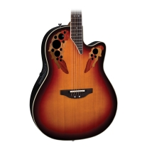 Ovation Standard Elite 2778 AX Acoustic/Elec Guitar In New England Burst