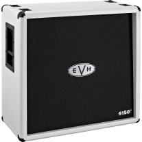 EVH 5150-III 412 Straight Cabinet in Ivory