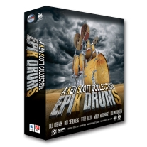 Sonic Reality Ken Scott Collection Epik Drums - HD Edition