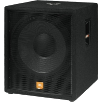 "JBL JRX118S 18"" Unpowered Subwoofer"