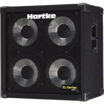 Hartke 410xl 4x10 Bass Cabinet 8-Ohm 400-Watt