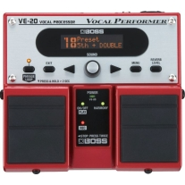 Boss VE20 Vocal Effects Processor