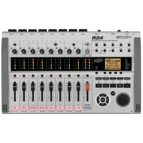 Zoom R24 - Recorder : Interface : Controller : Sampler