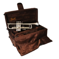 Bach LT18077 Stradivarius New York #7 Series Bb Trumpet Silver