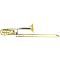Bach Model TB200B Bb/F Tenor Trombone with F-Rotor