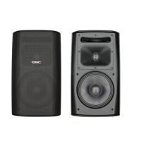"QSC ADS82H 8"" Weather Resistant Mountable Speaker (Single)"