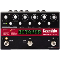 Eventide Pitch Factor Harmonizer Effects Pedal