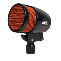 Heil PR48 Kick Drum Microphone