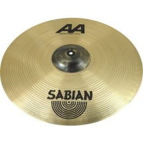 Sabian 20 AA Metal X Ride Brillant Finish