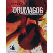 Wave Machine Lab Drumagog Pro Drum Replacement Software