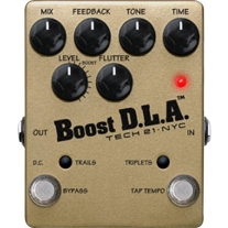 Tech 21 Boost DLA Delay with Tap Tempo