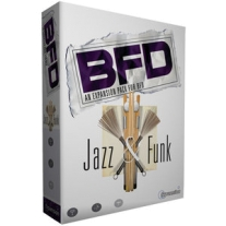 Fxpansion BFD Jazz and Funk Collection