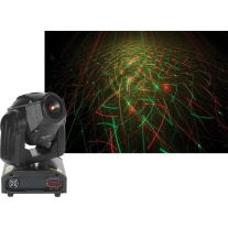American DJ Galaxian Move DMX Laser