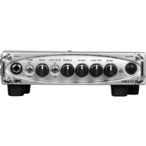 Gallien Krueger MB200 Ultra Light Head 200 Watts At 4 Ohms (140 Wa