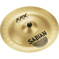 "Sabian AAX 17"" Aaxtreme China"