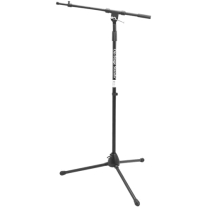On Stage MS7701TB Telescoping Euro Boom Mic Stand